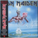 IRON MAIDEN : LP Picture Seventh Son Of A Seventh Son