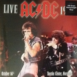AC/DC : LPx2 Live 1979 - Towson Center, Maryland