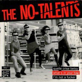 NO-TALENTS (the) : Quelle Crise Betsy