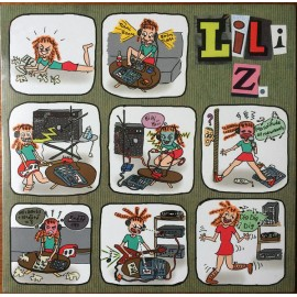 "LILI Z : 10""LP  Lili Z."