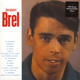BREL Jacques : LP Enregistrement Public A L'Olympia 1962