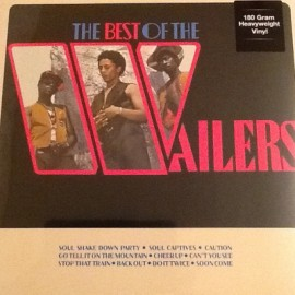 WAILERS (the) : LP The Best Of The Wailers