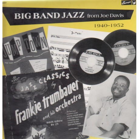VARIOUS : LP Big Band Jazz from Joe Davis