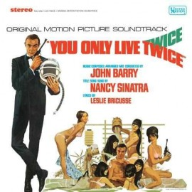 BARRY John : LP You Only Live Twice