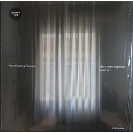 WEDDING PRESENT (the) : LP+CD Marc Riley Sessions Vol 1