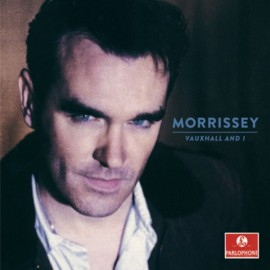MORRISSEY : LP Vauxhall And I