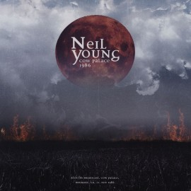 NEIL YOUNG : LPx3 Cow Palace 1986
