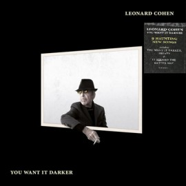 COHEN Leonard : LP You Want It Darker