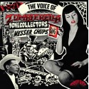 MESSER CHUPS & THE BONECOLLECTORS : LP The Voice Of Zombierella