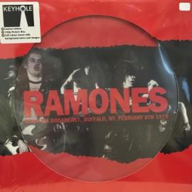RAMONES (the) : LP Wbuf Fm Broadcast, Buffalo, Ny, February 8th 1979