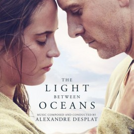 DESPLAT Alexandre : LPx2 The Light Between Oceans