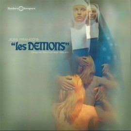 RAITEUX Jean-Bernard : LP Les Demons