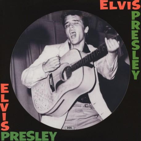 PRESLEY Elvis : LP Elvis Presley