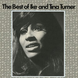 TURNER Ike And Tina : LP The Best Of