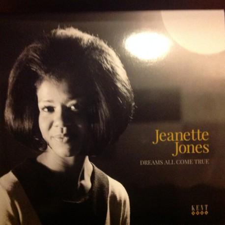 JONES Jeanette : LP Dreams All Come True