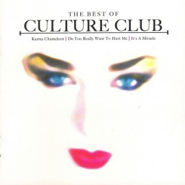 CULTURE CLUB : CD The Best Of