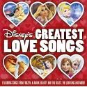 VARIOUS : CD Disney's Greatest Love Songs
