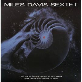MILES DAVIS : LPx2  Live At Fillmore West Auditorium, San Francisco April 9, 1970