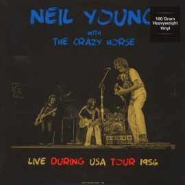 NEIL YOUNG : LPx2 Live during USA Tour - November 1986