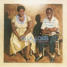 FITZGERALD Ella & ARMSTRONG Louis : LP Ella And Louis