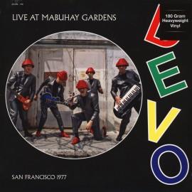 DEVO : LP Mabuhay Gardens San Francisco 1977