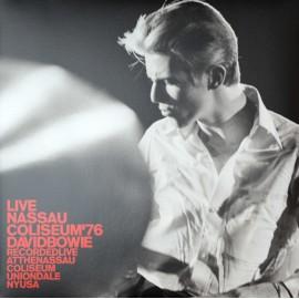 BOWIE David : LPx2 Live Nassau Coliseum '76