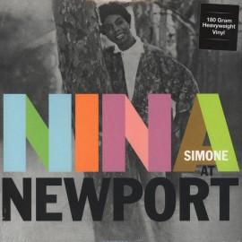 SIMONE Nina : LP Nina At Newport