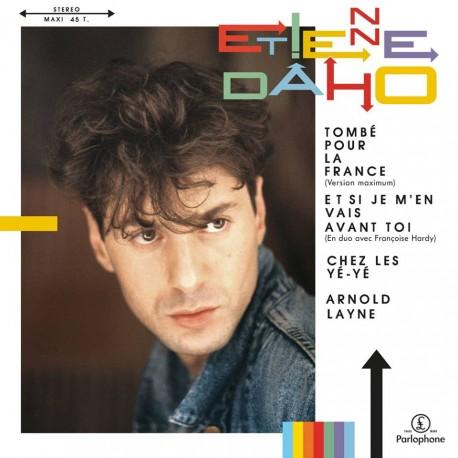 """DAHO Etienne : 12""""EP Tombé Pour La France"""