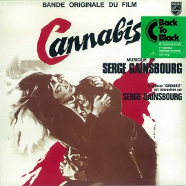 GAINSBOURG Serge : LP Cannabis