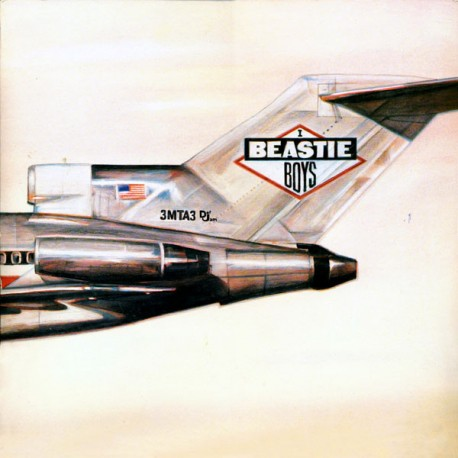 BEASTIE BOYS : LP Licensed To Ill (30th Anniversary Edition)
