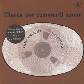 TOROSSI Stefano & BRUGNOLINI Sandra : LP+CD Musica Per Commenti