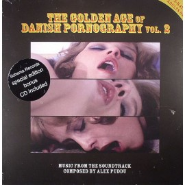 PUDDU Alex : LP+CD The Golden Age Of Danish Pornography vol2