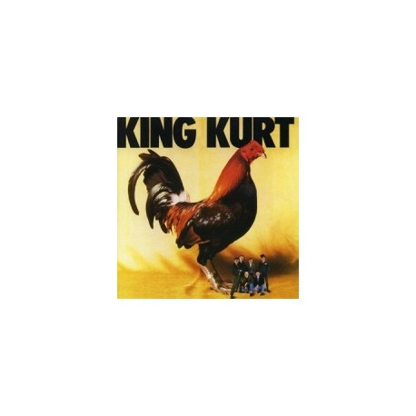 KING KURT : Big Cock