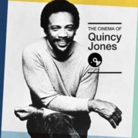 JONES Quincy : LP The Cinema of Quincy Jones