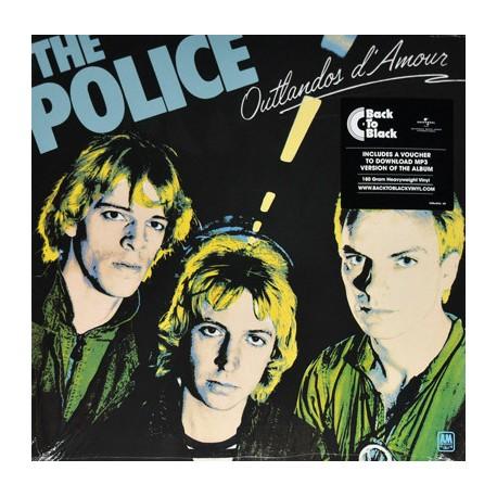 POLICE  : LP Outlandos D'Amour