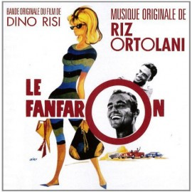 ORTOLANI Riz : CD Le Fanfaron