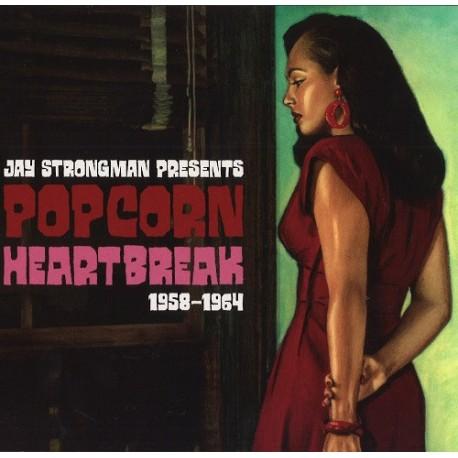 STRONGMAN Jay : LPx2 Popcorn Heartbreak 1958-1964