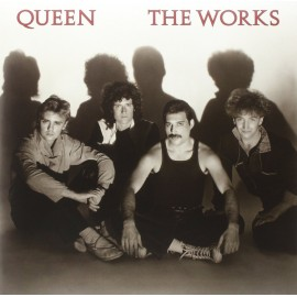 QUEEN : LP The Works