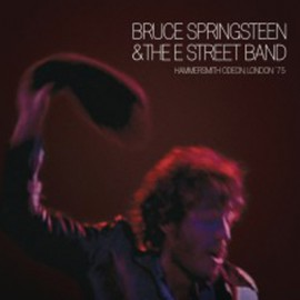 SPRINGSTEEN Bruce : LPx4 Hammersmith Odeon London 75