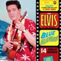 PRESLEY Elvis : LP Blue Hawai