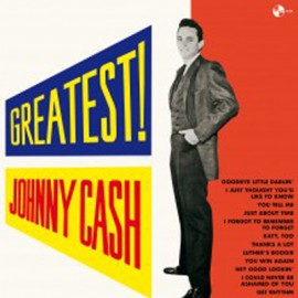 CASH Johnny : LP The greatest!