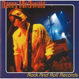 DANNY MCDONALD : Rock And Roll Records