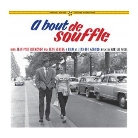 SOLAL Martial : LP A Bout De Souffle
