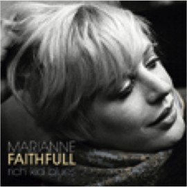 FAITHFULL Marianne : LP Rich Kid Blues