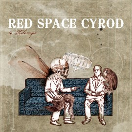 RED SPACE CYROD : To Telescope