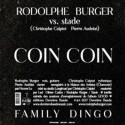 """BURGER Rodolphe : 12""""EP Family Dingo"""