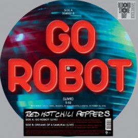 RED HOT CHILI PEPPERS : LP Go Robot