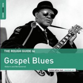 VARIOUS : LP The Rough Guide To Gospel Blues