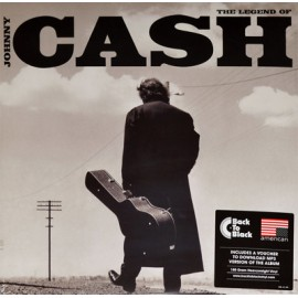 CASH Johnny : LPx2 The Legend Of Johnny Cash