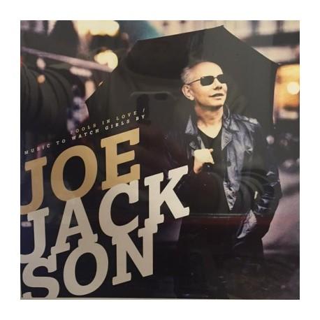 """JACKSON Joe : 10""""EP Fools in love"""